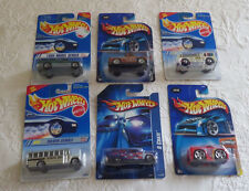 Hot Wheels Lot of 6 Toys Cars Trucks Dodge Ram 1500 School Bus Fire Eater