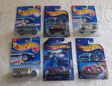 Hot Wheels Lot of 6 Toys Cars Trucks Dodge Ram 1500 School Bus Fire Eater