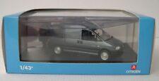 CAMIONNETTE CITROEN JUMPY TOLE GRIS FER NOREV AMC 00821 1/43 NEW UTILITAIRE GREY