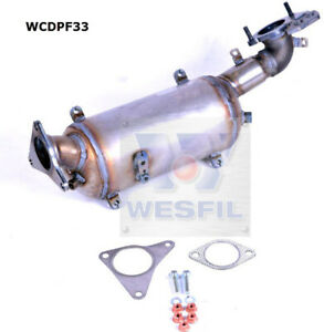 DPF SUBARU FORESTER, OUTBACK EE20 T/D WCDPF33 RPF236 44612AA670