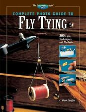 Complete Photo Guide to Fly Tying: 300 Tips, Techniques and Methods (The Freshwa