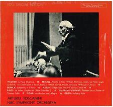 Arturo Toscanini, NBC Symphony Orchestra: 1973 Special Edition - LP VERY RARE!!!