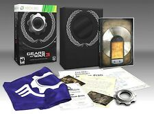 Gears of War 3 Limited Edition Xbox 360 Brand New Sealed.