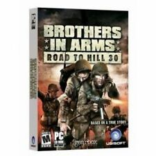 Brothers in Arms Road to Hill 30 DVD PC  NEW in Retail Box  US version