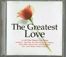 The Greatest Love  40 All time Classic love songs