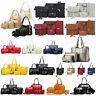 6PCS Women Handbag Shoulder Bags Tote Purse PU Leather Ladies Messenger Lot