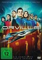 The Orville - Staffel 1 [4 DVD's/NEU/OVP] von und mit Seth MacFarlane