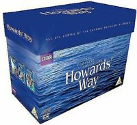 Howards Way Série 1 Pour 6 Complet Collection DVD Neuf DVD (BBCDVD2840)