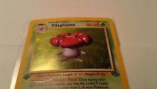 1st Edition Vileplume Holographic Jungle Pokemon Card 15/64 Holo Rare Original
