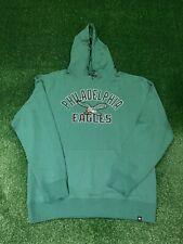 Philadelphia Eagles '47 Brand Hooded Sweatshirt Size XL