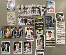 2020 Detroit Tigers Commons, RCs, Semi-Stars; 60 Qty, Various Players & Brands