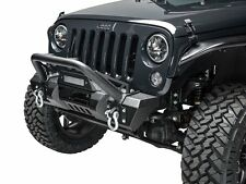 Havoc Offroad Jeep Wrangler 07-17 Sledge Hammer JK Front Bumper w Light Cutout