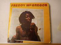 Freddy McGregor – Freddy McGregor Vinyl LP 1979