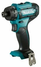 Makita DRIVER DRILL DF033DZ 12V 1/4-Inch Hex Chuck, Variable Speed Trigger, Skin