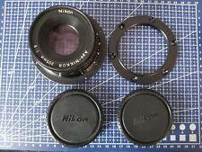 NIKON APO-NIKKOR 305 mm F9-F128 Large format Lens / Objectif Grand format