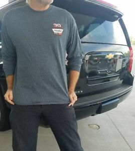 Dale Earnhardt Chevrolet 30th Anniversary Long Sleeve Shirt