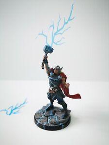 Marvel Crisis Protocol Thor's Lightning Streak