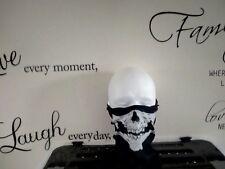 4DE6 0382 Cool Tubular Skull Mask Bandana Motorcycle Biker Sport Scarf Face Neck