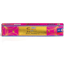 NATURAL ROSE - SATYA INCENSE STICKS PACK OF 5 (EACH PACK CONTAINS 15 G)