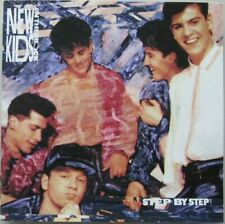 NEW KIDS ON THE BLOCK - STEP BY STEP - CD