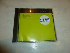 HUMAN LEAGUE - Tell Me When - 1994 UK 5-track remix CD single