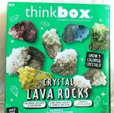 Think Box Crystal Lava Rocks thoughtful development play