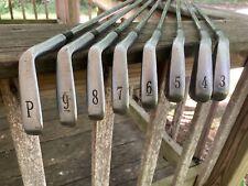 Left Handed LH Titleist 755 Forged Iron Set Golf Club Stiff 3 - PW