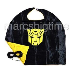 Superhero Cape and Mask for Kids Superhero Costume Cosplay Cloak Party Favor