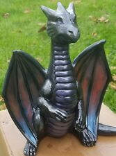 Large Winged Dragon Bank Ready to Paint, Unpainted, You Paint Ceramic Bisque