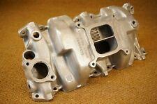 64 65 Corvette 327 350hp L79 Aluminum Intake Manifold 3844461 Holley Chevelle Ss