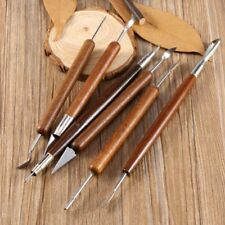 Carving Tools Ceramic Modeling Craft Clay Sculpting Set Assorted Polymer