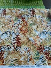 New Quilt Shop Fabric. Poultry in Motion, Grace Pullen licensed to Ssi