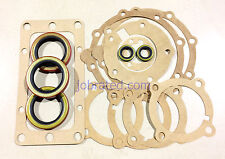 NP 201 Transfer Case Gasket Set  & H D seals For IH Truck, Travelall New Product