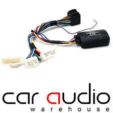 Toyota Verso 2011 On ALPINE Car Stereo Radio Steering Wheel Interface Stalk