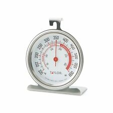 Taylor Precision Products Classic Series Large Dial Oven Thermometer - FREE S&H