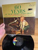 Spike Jones 60 Years Of Music America Hates Best Liberty Vinyl Record Album