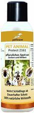 Peticare Spot-On Zecken-Schutz für Hunde, Katzen - pflanzliche Wirkstoffe, 100ml
