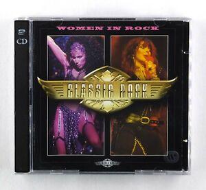 Classic Rock - Women In Rock - Time Life CD Album - TL 559/29