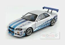 Nissan Brian'S Skyline Gt-R 1999 Fast & Furious II GREENLIGHT 1:18 GREEN19041