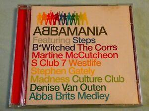 Abbamania - Various Artists (1999) Madness, Steps, Culture Club, S Club 7
