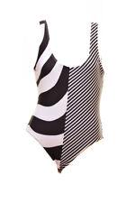 One Teaspoon Ladies Swimsuit One Piece White Size S RRP 89 € BCF711