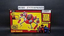 Teen Titans Go! Claw Crawler Vehicle Firing Action shelf wear rare toy tt-1