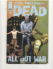 THE WALKING DEAD #118, 1st Print, NM or better (December 2013, Image Comics)