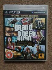 Ps3 Grand Theft Auto Episodios De Liberty City Juego PAL PLAYSTATION