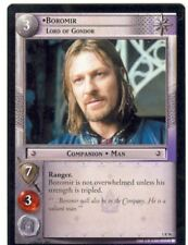 Lord Of The Rings CCG FotR Card 1.R96 Boromir Lord Of Gondor