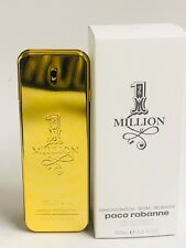 1 ONE MILLION PACO RABANNE Cologne for Men 3.4oz/100ML  EDT NEW TST BOX