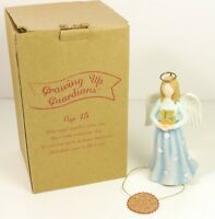 Faithful Guardians Growing Up Guardians Angel Figurine Age 15 New Old Store Stck