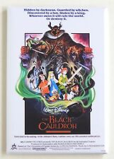 The Black Cauldron FRIDGE MAGNET (2.5 x 3.5 inches) movie poster