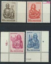 Schweiz 738-741 (kompl.Ausgabe) postfrisch 1961 Evangelisten (9421924