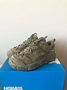 Hoka One One Tor Ultra Low WP JP Olive Limited Edition Hiking boots